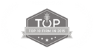 Top 10 Firm in 2015