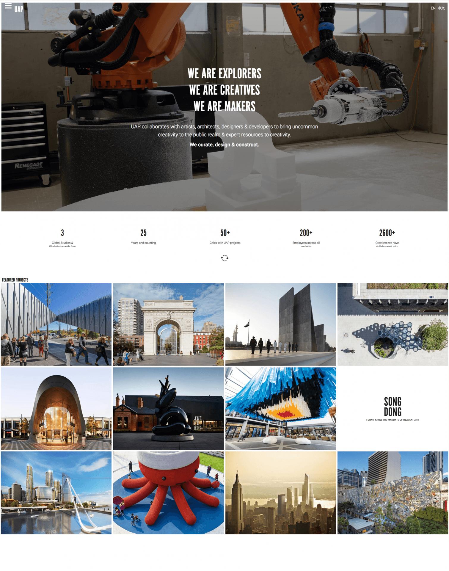 Homepage-UAP2